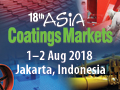 18th Asia Coatings Markets 2018