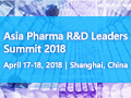 Asia Pharma R&D Leaders Summit 2018
