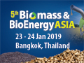 5th Biomass & BioEnergy Asia 2019
