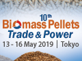 10th Biomass Pellets Trade & Power 2019